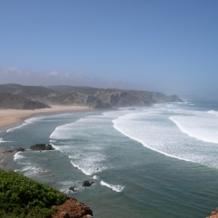 Amado_Beach_strand portugal vakantie 2