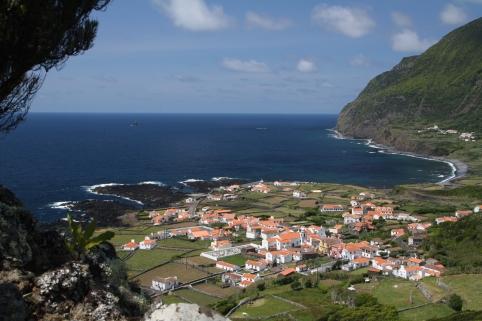 Azoren_Flores_Faja_Grande-vakantie portugal