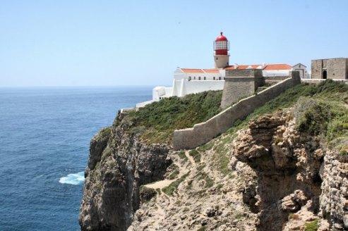 Cabo de Sao Vicente - vakantie portugal algarve