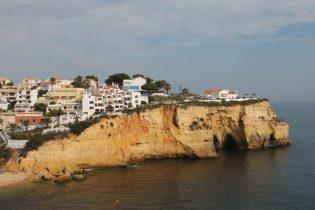 carvoeiro vakantie algarve portugal 6