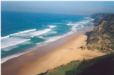 costa vicentina portugal algarve vakantie 1