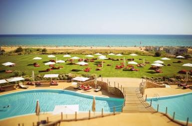crowne-plaza hotel vilamoura algarve portugal - strandvakantie