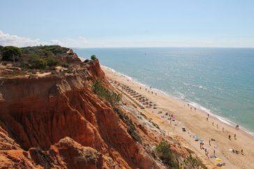 falesia beach vakantie algarve portugal IMG_8036