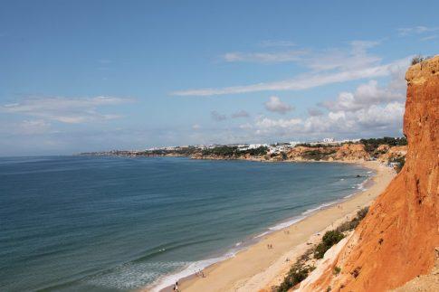 falesia beach vakantie algarve portugal IMG_8038