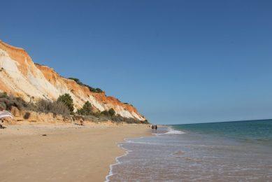 falesia beach vakantie algarve portugal IMG_8073