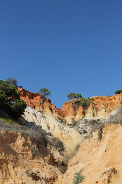 falesia beach vakantie algarve portugal IMG_8093