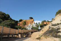 falesia beach vakantie algarve portugal IMG_8098