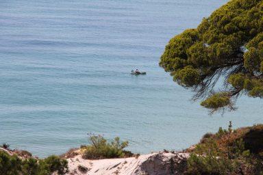 falesia beach vakantie algarve portugal IMG_8123