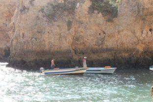grotten tour bij portimao - vakantie algarve portugal IMG_8659