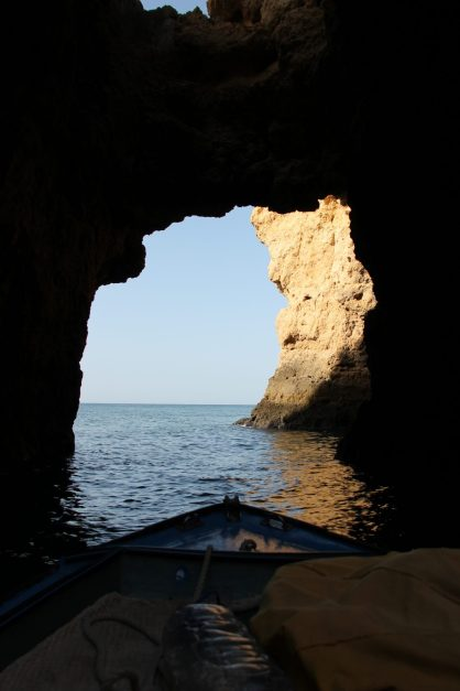 grotten tour bij portimao - vakantie algarve portugal IMG_8674