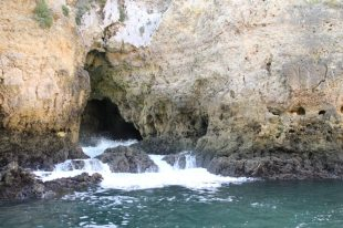 grotten tour bij portimao - vakantie algarve portugal IMG_8717