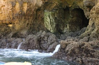 grotten tour bij portimao - vakantie algarve portugal IMG_8722