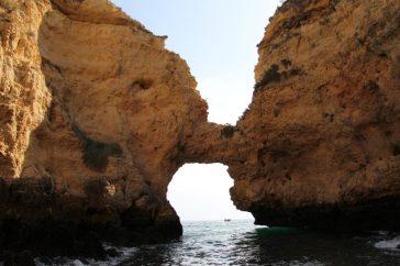 grotten tour bij portimao - vakantie algarve portugal IMG_8724