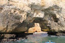 grotten tour bij portimao - vakantie algarve portugal IMG_8733