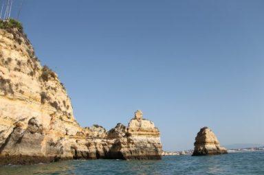 grotten tour bij portimao - vakantie algarve portugal IMG_8739