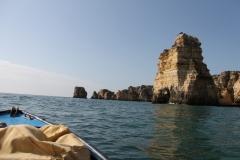 grotten tour bij portimao - vakantie algarve portugal IMG_8764