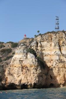 grotten tour bij portimao - vakantie algarve portugal IMG_8771