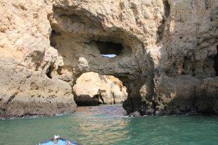 grotten tour bij portimao - vakantie algarve portugal IMG_8781