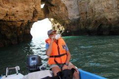 grotten tour bij portimao - vakantie algarve portugal IMG_8788