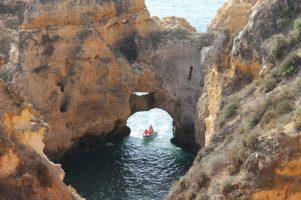 grotten tour bij portimao - vakantie algarve portugal IMG_8813