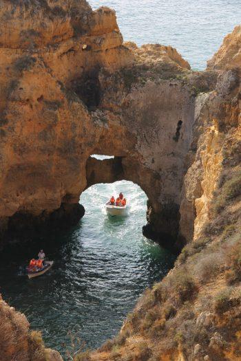 grotten tour bij portimao - vakantie algarve portugal IMG_8814