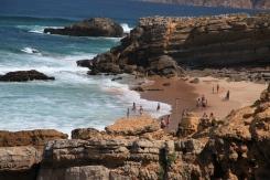 Guincho beach - vakantie portugal