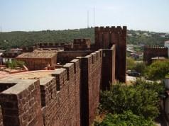 kasteel silves vakantie portugal