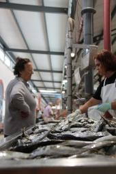 Loule markt - zaterdag - vakantie algarve portugal IMG_8283