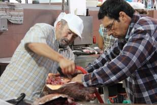 Loule markt - zaterdag - vakantie algarve portugal IMG_8284