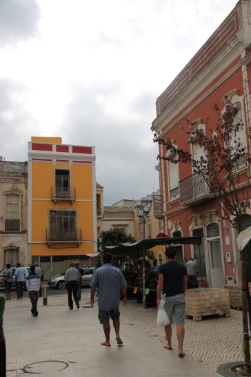 Loule markt - zaterdag - vakantie algarve portugal IMG_82