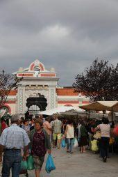 Loule markt - zaterdag - vakantie algarve portugal IMG_8291