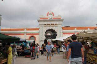 Loule markt - zaterdag - vakantie algarve portugal IMG_8293