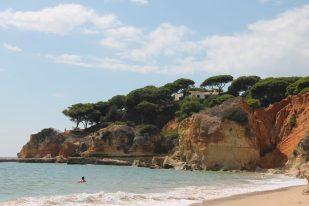 olhos d'agua - albufeira algarve vakantie portugal IMG_8138