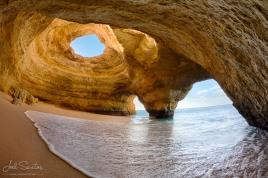 Praia de Benagil - top 10 stranden Algarve