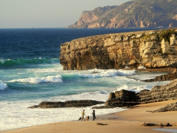 praia do guincho strand portugal 3