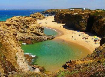 praia porto covo - vakantie portugal