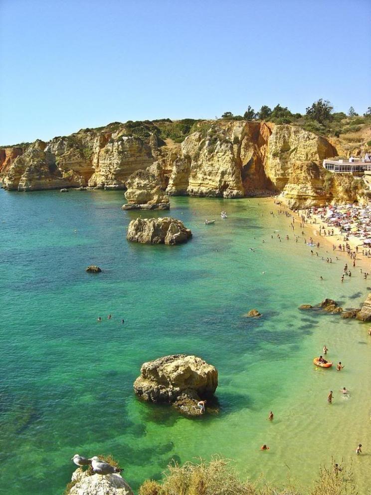 praiaDAna_portugal strandvakantie