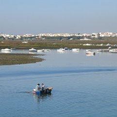 Ria Formosa in Faro