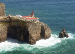 sagres- cabo de sao vicente algarve vakantie portugal
