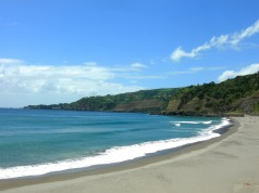 Sao Miguel Beach Jose Ferreira strand azoren