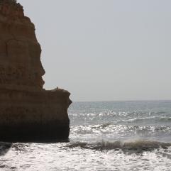 strand da marinha - vakantie algarve nabij carvoeiro - portugal IMG_8887