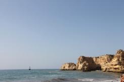 strand da marinha - vakantie algarve nabij carvoeiro - portugal IMG_8892