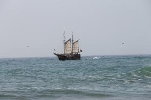 strand da marinha - vakantie algarve nabij carvoeiro - portugal IMG_8896