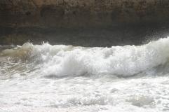 strand da marinha - vakantie algarve nabij carvoeiro - portugal IMG_8907