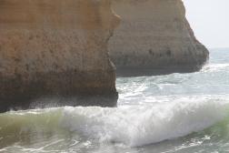 strand da marinha - vakantie algarve nabij carvoeiro - portugal IMG_8908