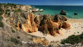 Strand in Portugal - Dos tres Irmaos - top 10