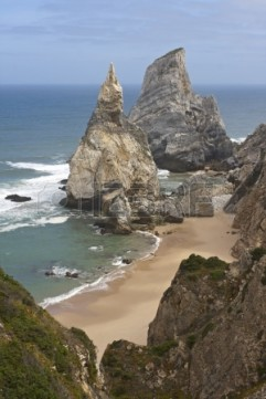 ursa beach - strand vakantie portugal