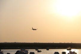 vakantie algarve portugal -Faro airport vliegveld IMG_8966