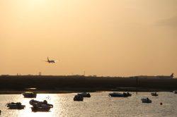 vakantie algarve portugal -Faro airport vliegveld IMG_8968