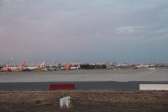 vakantie algarve portugal -Faro airport vliegveld IMG_9003